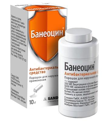 Baneocin powder