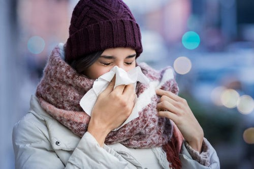 How to cough and sneeze so as not to infect others. Image number 2