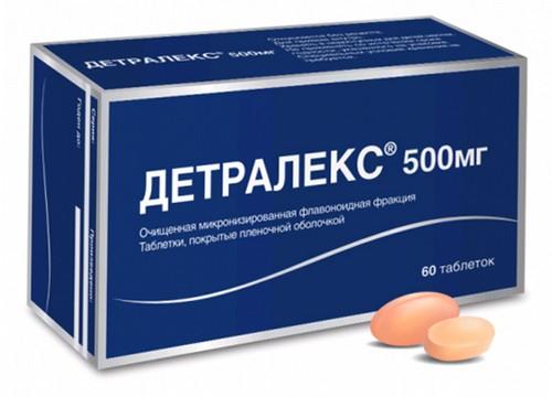 Detralex 500 mg