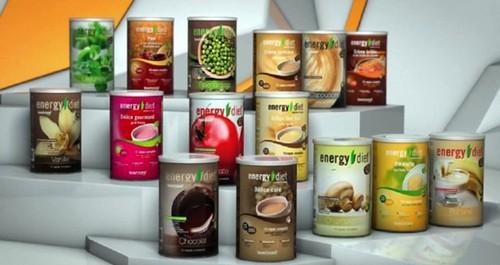 Energy diets