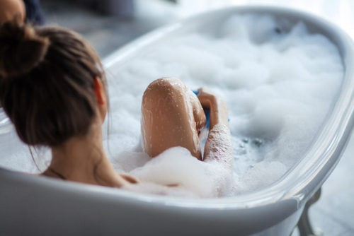 Why take a bath as often as possible. Image number 1