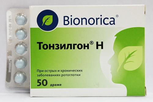 Tonsilgon tablets