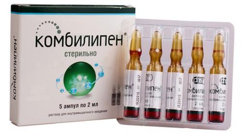 Kombilipen in injections