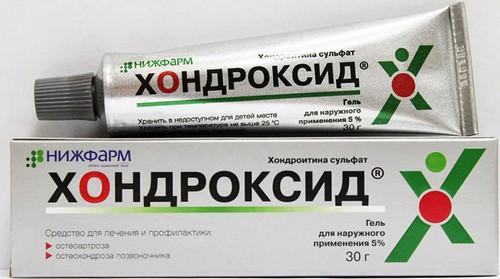 Chondroxid Gel
