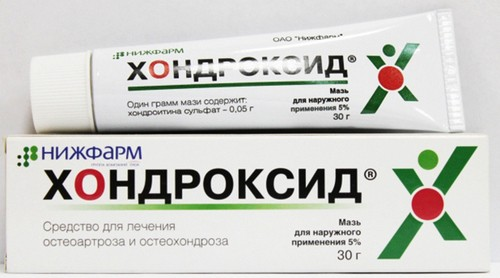 Chondroxide Ointment