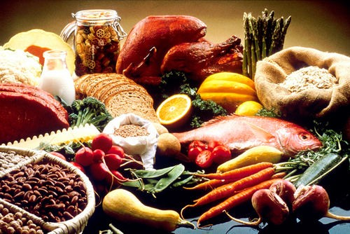 The main principle of a healthy diet is balance