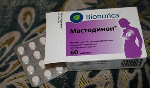 Mastodinone Pills