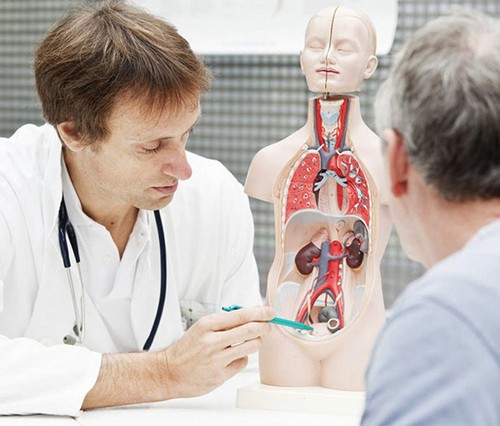 Nephrologist consultation