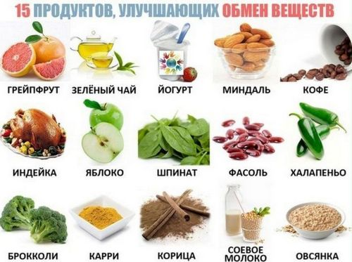 Metabolism Improving Products