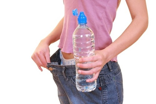 Slimming water
