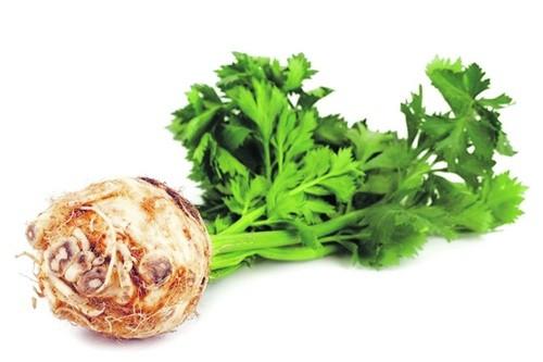 Celery Root, Slimming