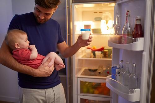 Help Dad Breastfeeding