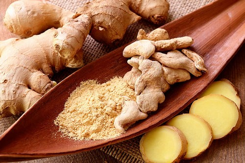 Lose weight with ginger tea