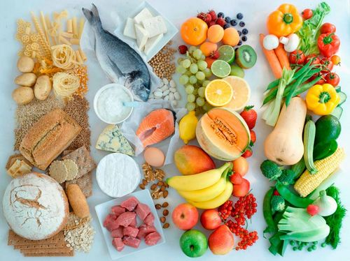 Separate nutrition for weight loss