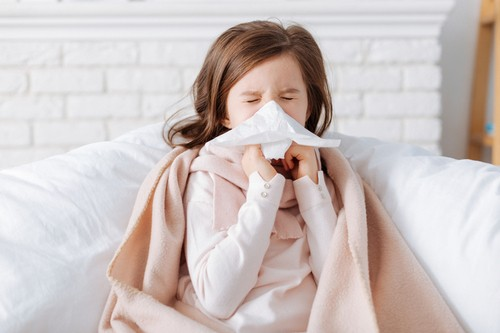 SARS and flu temperature when you need to worry