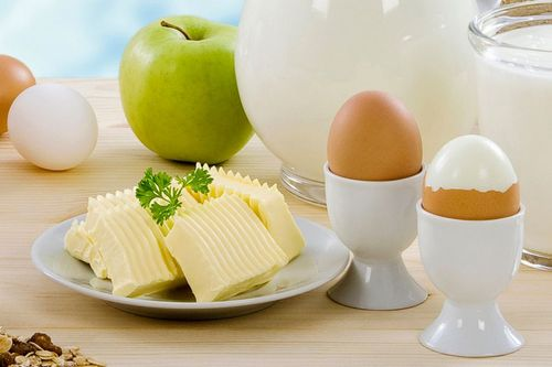 Lose weight with an egg diet