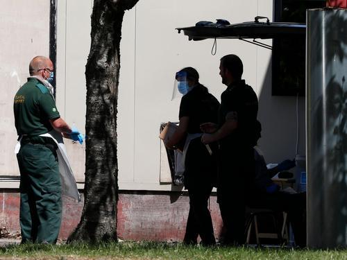 UK coronavirus death toll rises by 67 to 44,198