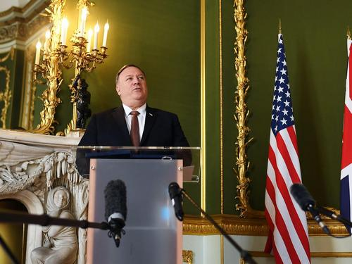 WHO strongly rejects unfounded Mike Pompeo allegations